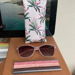 Ted Baker Sunglasses (comes with pouch and cloth)